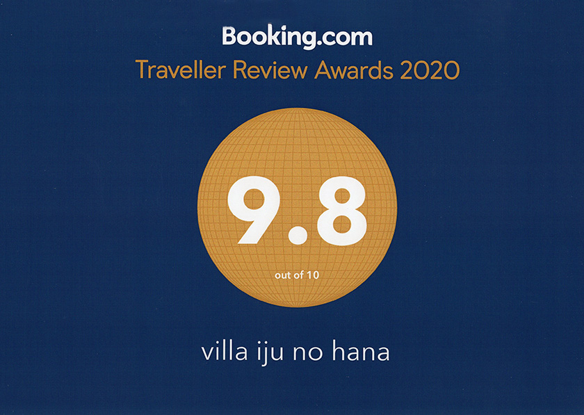 Booking.com Guest Review Award 2020
